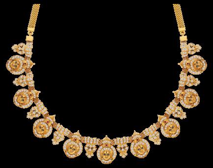 Necklace DNEC03491