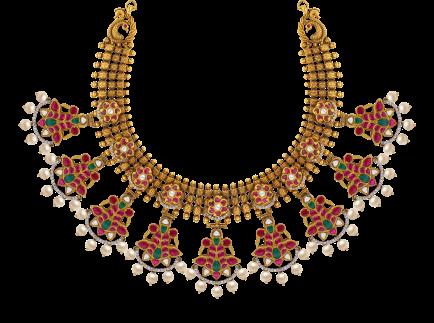 Necklace ANTNEC0528