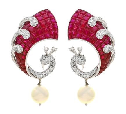 Earrings KDE40966