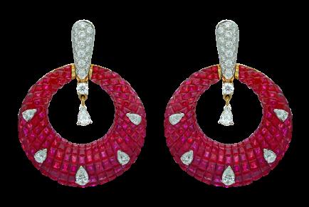 Earrings KDE41577