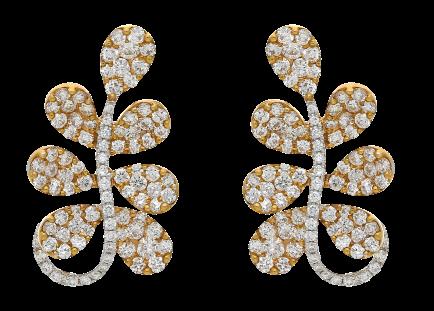 Earrings KDE41591