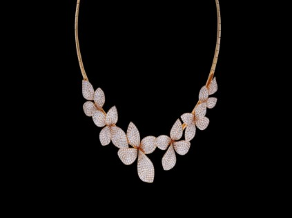 Flawless Diamond Neckpiece
