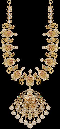 Necklace SNEC01742